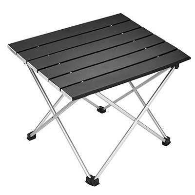 Portable Camping Table, Aluminum