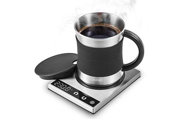 Top 10 Best Coffee Mug Warmers in 2020 Reviews