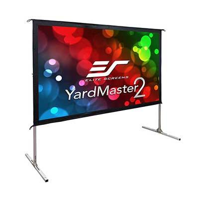 Elite Screens Yard Master Outdoor Projector Screen