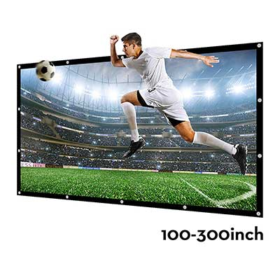 200 Inch Large Projector Screen
