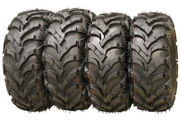 Set of 4 New ATV/UTV Tires