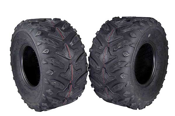 MASSFX Grinder Series ATV Dual Compound Tread Tires