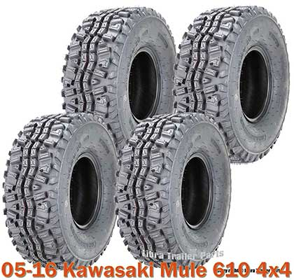 Full Set ATV Tires 24x9x11 -10