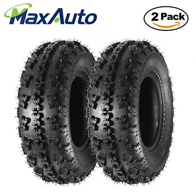 Front Tires 4 Ply 21X7 -10 ATV Tires