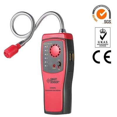 Gas Detector Alarm by ALOPEX