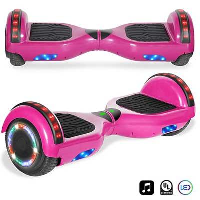Cho Electric Self-Balancing Dual Motors Scooter Hoverboard