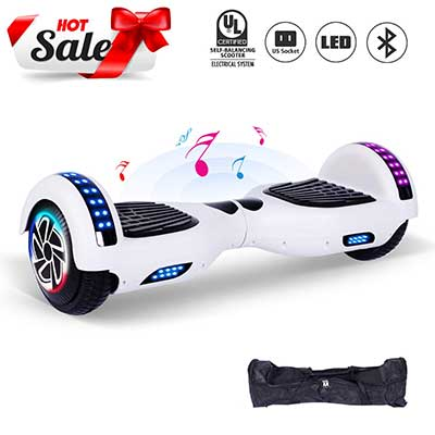 CBD 6.5-Inch Hoverboard with Bluetooth