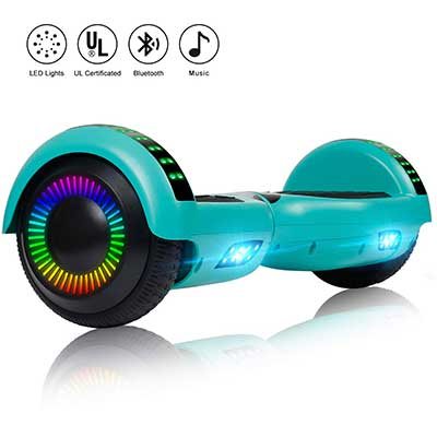 Felimonda Hoverboard 6.5-Inch with Bluetooth