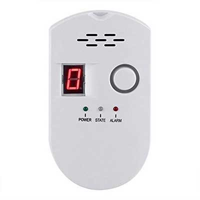 2019 New Propane/Natural Gas Digital Gas Detector