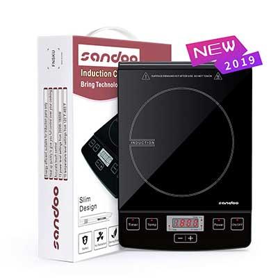 Sandoo HA1865 Induction Cooktop