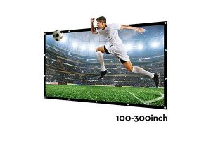 best outdoor projector screens reviews