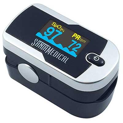 Santamedical Generation 2 Fingertip Pulse Oximeter