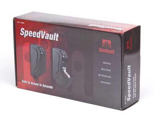 GunVault SV500 – SpeedVault Handgun Safe