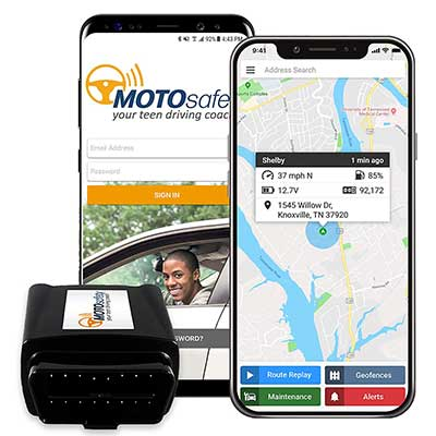 GPS Tracker for Vehicles – MOTOsafety