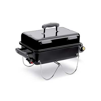 Weber 11411001 Go-Anywhere Gas Grill