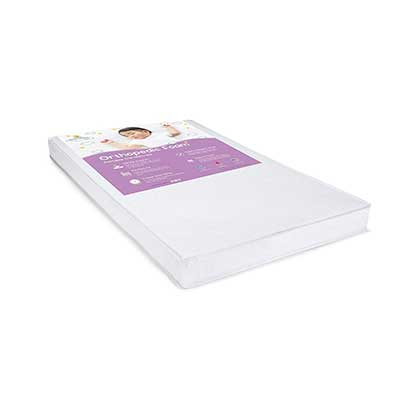 Big Oshi Portable/Mini Crib Mattress