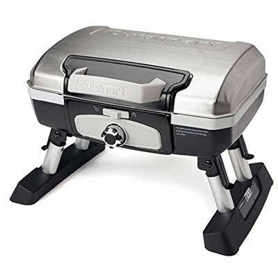 Cuisinart CGG-180TS Petit Gourmet Portable Gas Grill
