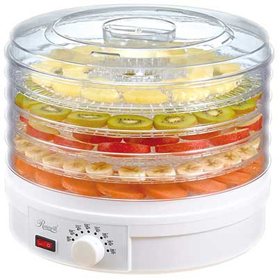 Rosewill Countertop Portable Electric Food Dehydrator