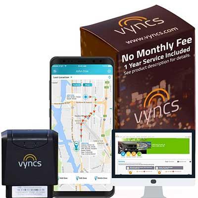 VYNCS Premium GPS Tracker