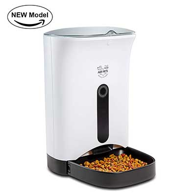 Arf Pets Automatic Pet Feeder Food Dispenser