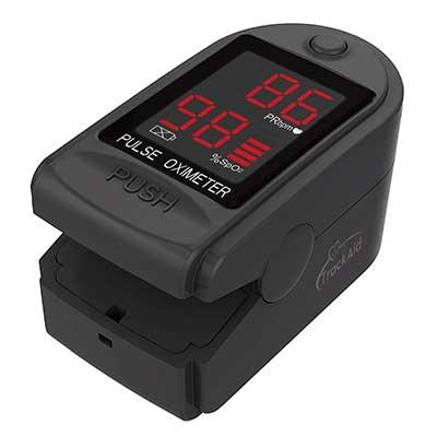 TrackAid Pulse Oximeter