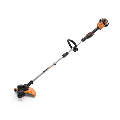 "Worx WG184 2x20V 13"" Cordless Grass Trimmer"