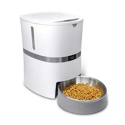 HoneyGuardian A36 Automatic Pet Feeder