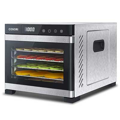COSORI Digital Timer Food Dehydrator Machine
