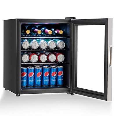 COSTWAY Beverage Refrigerator and Cooler