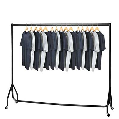 The Shopfitting Shop Heavy Duty Clothes Rail Garment Rack