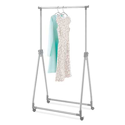 Whitmor Foldable Garment Rack