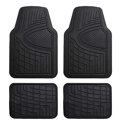 2018 Toyota 4Runner Pink Driver 2014 2016 2013 2017 2015 GGBAILEY D50802-S1A-PNK Custom Fit Car Mats for 2012 Passenger /& Rear Floor