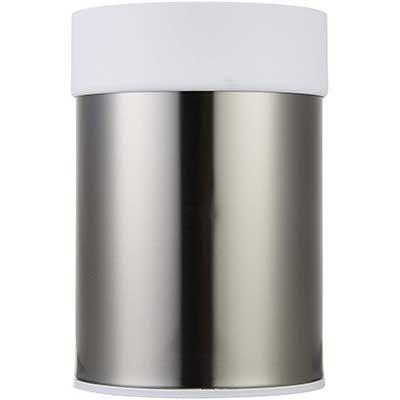 AmazonBasics Stainless Steel Trash Can
