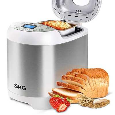 SKG 2LB Automatic Programmable Bread Machine