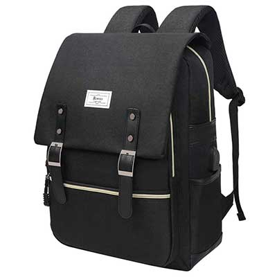 Unisex College Bag Fits up to 15.6-Inch Laptops