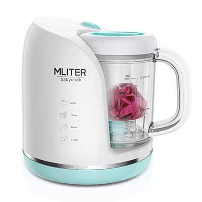 MLITER Mini Baby Food Maker
