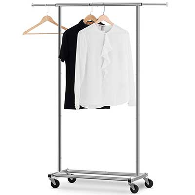 Bextsware Clothes Rack Multi-Function Garment Rack