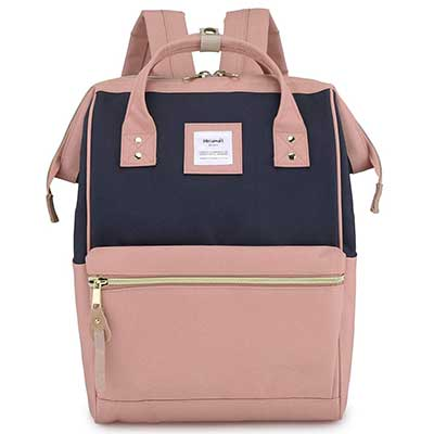 Himawari Travel School Backpack with USB charging Port
