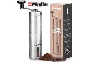 best manual coffee grinders reviews