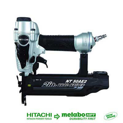 Hitachi NT50AE2 18-Gauge 5/6-Inch to 2-Inch Brad Nailer