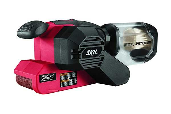 SKIL 7510-01 Sandcat 6 Amp 3-Inch