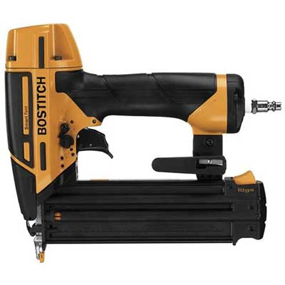 BOSTITCH Nail Gun, Brand Nailer, Smart Point