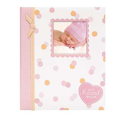 Lil Peach Baby Memory Book