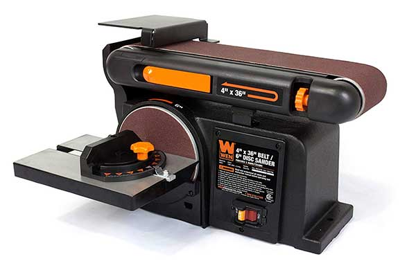 WEN 6502T 4.3-Amp 4 X 36 Inches