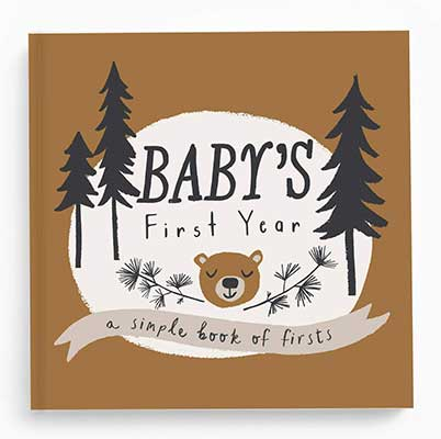 Baby Memory Book Baby Journal and Photo Album