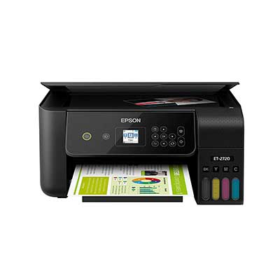 Epson EcoTank Wireless Color All-in-One Supertank Printer