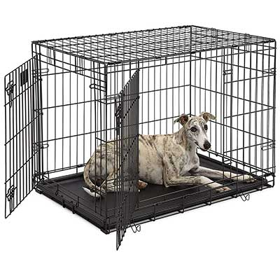 Dog Crate MidWest Life Stages 36""