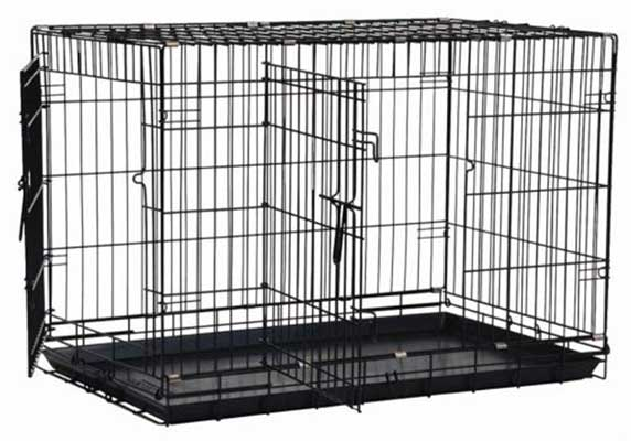 Precision Pet by Petmate 2 Door Great Crate with Precision Lock