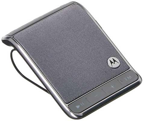 Motorola Roadster 2Tz710 Bluetooth in-car Speakerphone