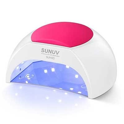 SUNUV SUN2C 48 Watts LED UV nail Lamp